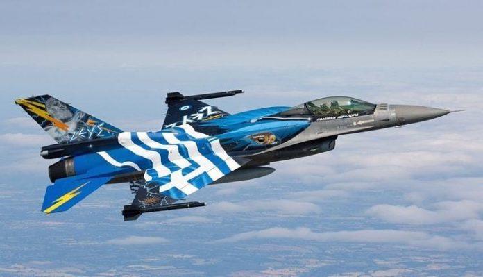 """""""Добредојдовте во НАТО"""": Американски и грчки авиони утре ќе ја надлетуваат Македонија"""