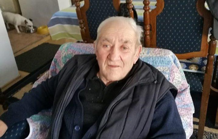 Пронајден е дедо Трајан од Усје