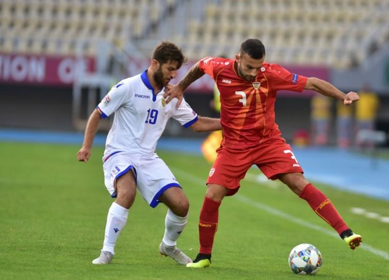 Иван Тричковски прогласен за најдобар фудбалер во Кипар