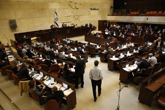 Распуштен парламентот во Израел, нови избори во септември