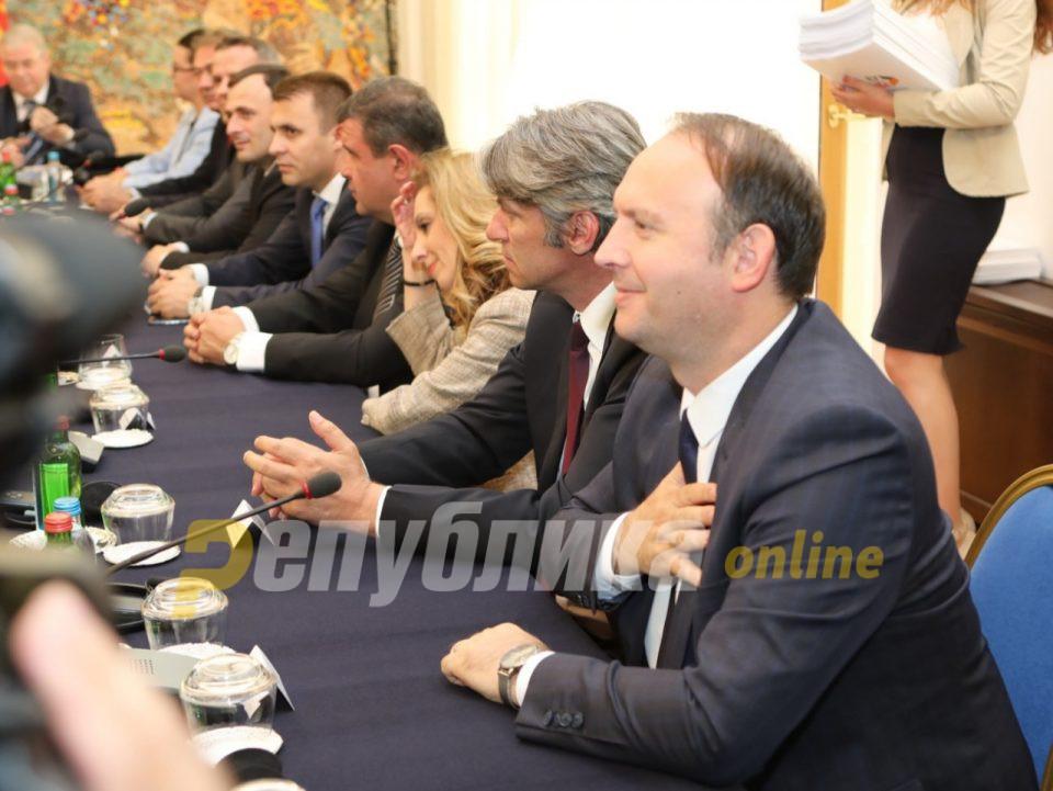 Беса извиси, Гаши и Села се договорија: Алтернатива и Алијанса во предизборна коалиција