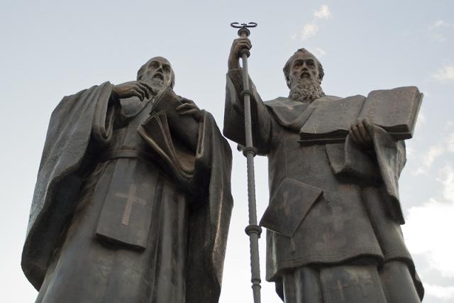 Заев со честитка до МПЦ: Светите браќа овозможија Библијата да биде достапна за сите Словени