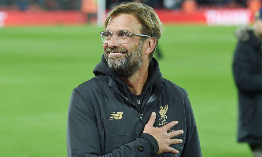 Клоп уште не го гледа Ливерпул како шампион на Англија