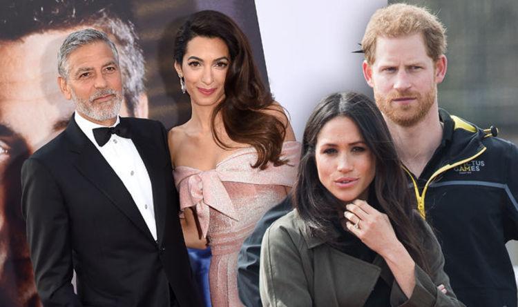 Клуни не сака да биде кум на кралското бебе