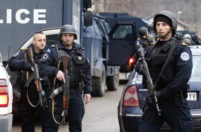 Голема полициска акција во Косово
