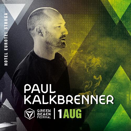 Пол Калкбренер премиерно во Македонија, на Грин Бич Фестивал!