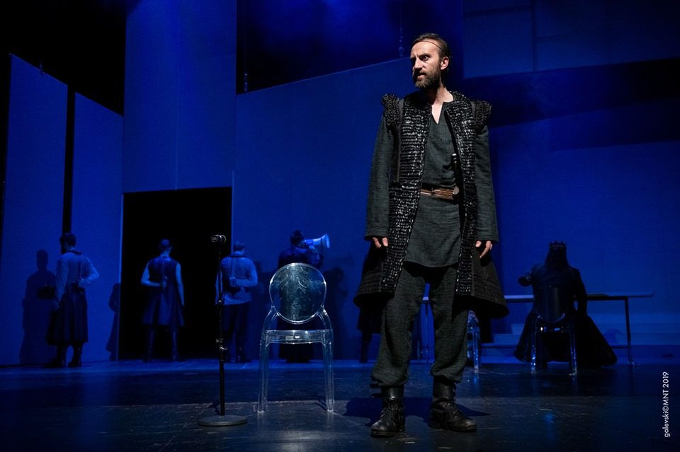 """Во МНТ премиерно изведена """"Макбет"""" од Шекспир"""