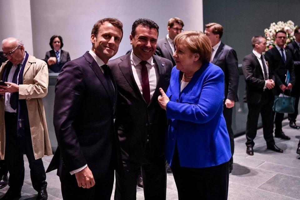 """""""Катимерини"""": Макрон не ја сака Македонија во ЕУ поради муслиманското население!"""