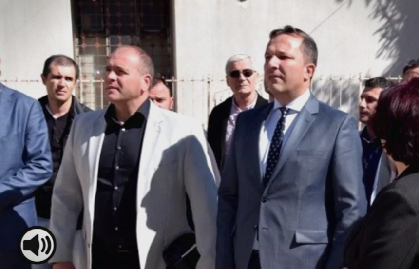 Спасовски три дена го злоупотребува МВР за партиски притисок врз работата на Максим Димитриевски