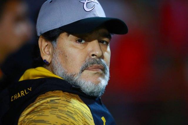 Збогум Диего Марадона: Џамбазов се прости од легендата