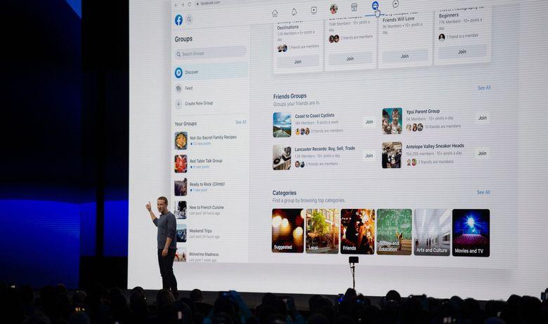 """Сината боја ќе биде минато, """"Фејсбук"""" пред огромни промени"""