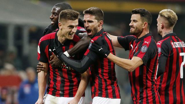 Милан е спремен да прифати една година без Лига Европа