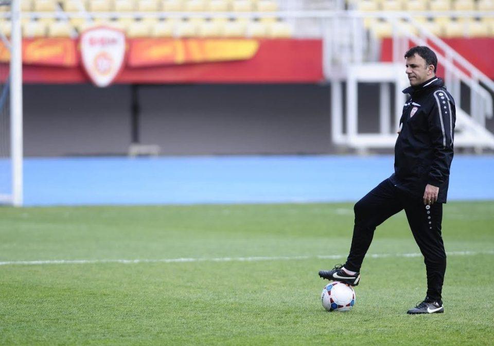 Мрме останува селектор на фудбалерите до декември 2020 година