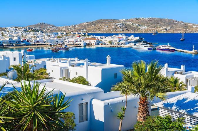 Американски турист платил 591 евра за шест порции лигни во ресторан на Миконос