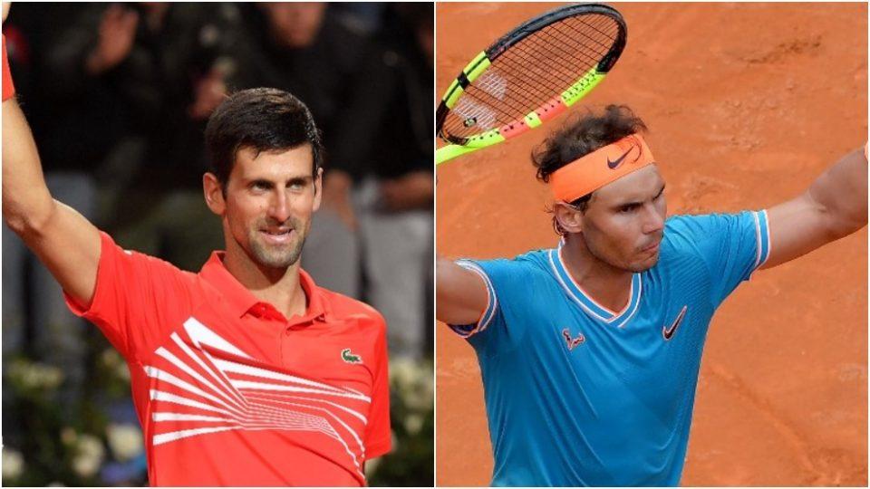 Ѓоковиќ против Надал во финалето во Рим