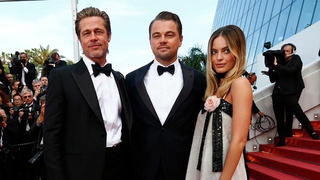 Гламурот на Холивуд во Кан на премиерата на новиот филм на Квентин Тарантино