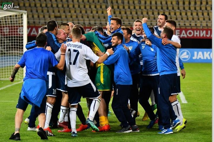 На пенали – Академија Пандев триумфираше во Купот на Македонија