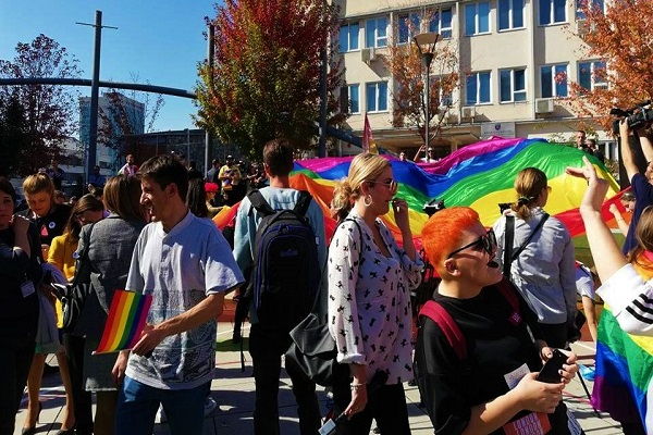 Во јуни ќе се одржи првата Парада на гордоста во Скопје