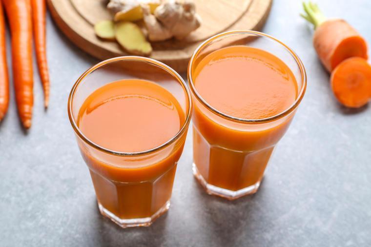 Моќен сок за имунитет и слабеење: Исфрла од телото се' што штети!