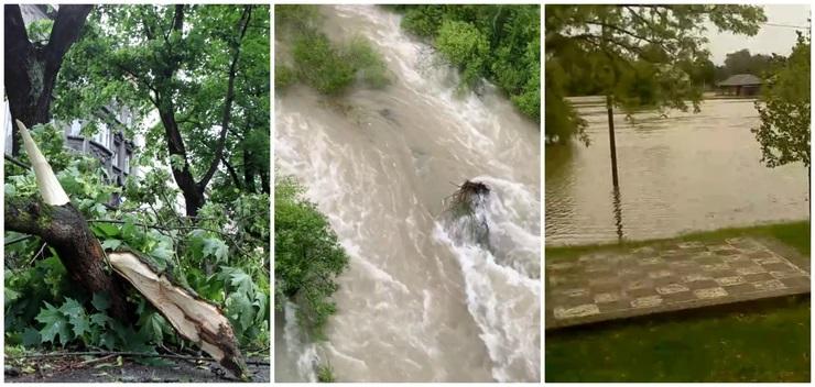 Вонредна состојба во БиХ поради поплавите, блокирани голем број улици