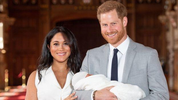 Запознајте го новото кралско бебе