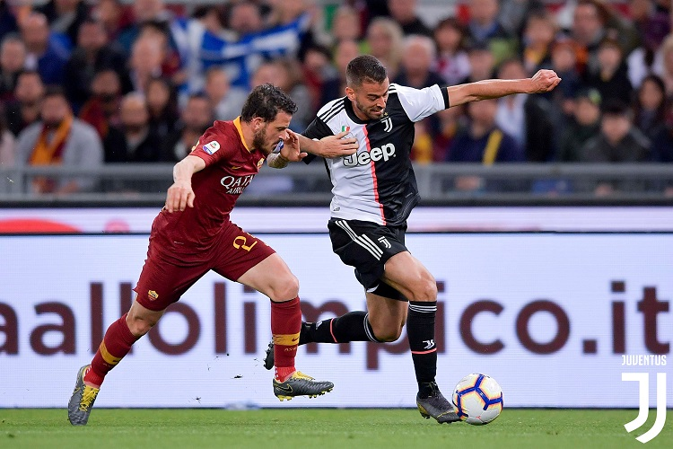Флоренци и Џеко и донесоа победа на Рома против Јувентус