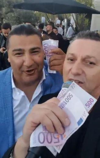 За една песна добил 2.500 евра: Пејачот од бакшиш едвај го држел микрофонот