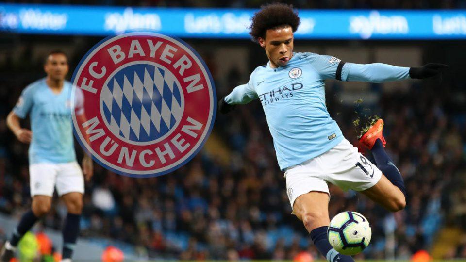 Баерн се обидува да го врати Сане во Бундеслигата