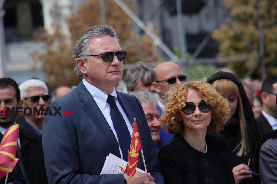 Кој дојде на мисата на Папата Франциско во Скопје?