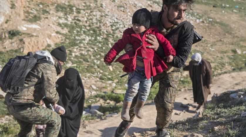 САД: Ненамерно убиени 1.300 цивили во Ирак и Сирија