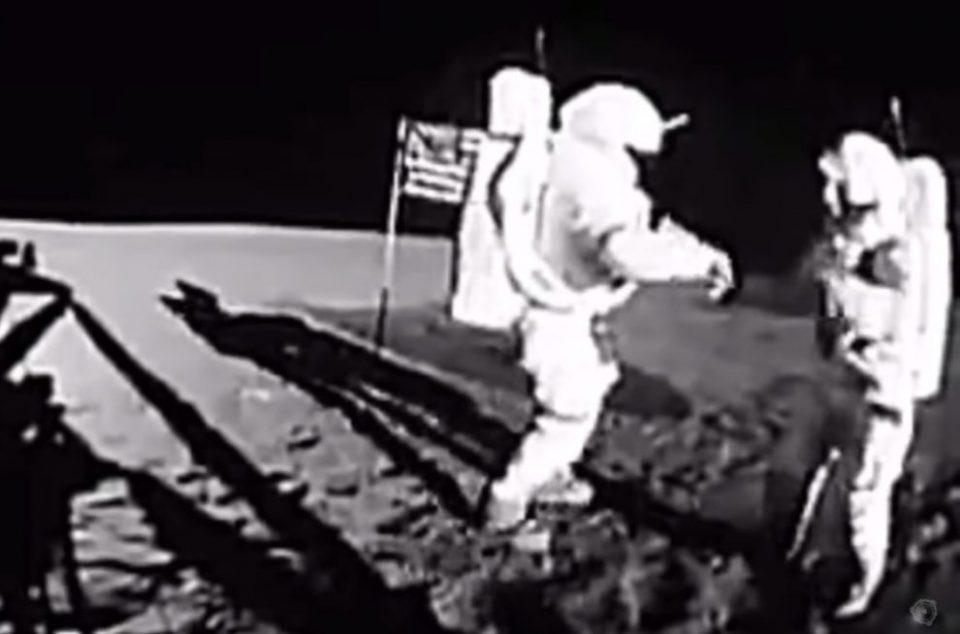 """""""Викиликс"""" објави видео и тврди: Слетувањето на Месечината всушност беше во Невада"""