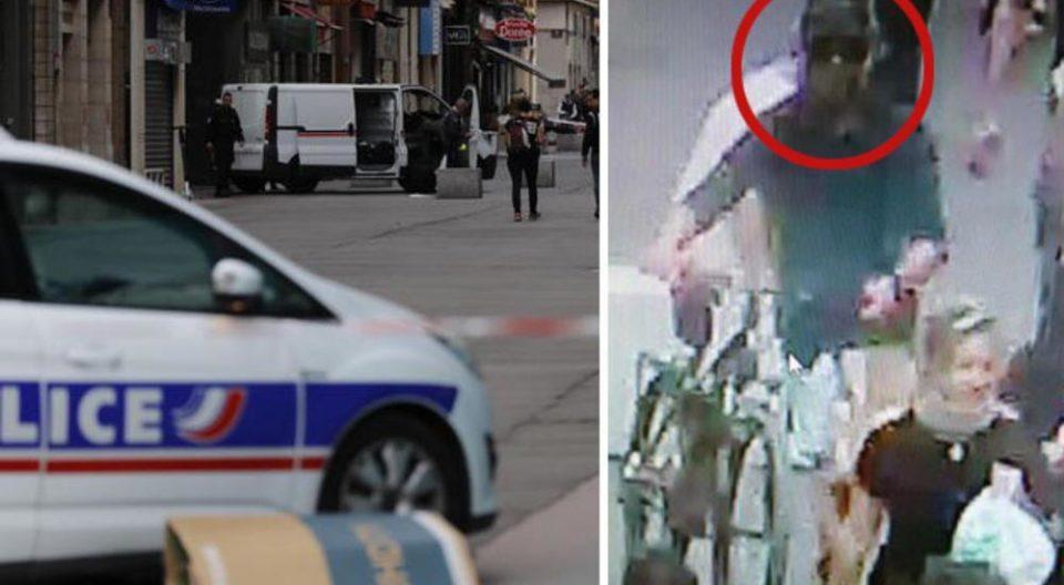 """Француската полиција трага по """"опасен"""" осомничен, објави и негова фотографија"""