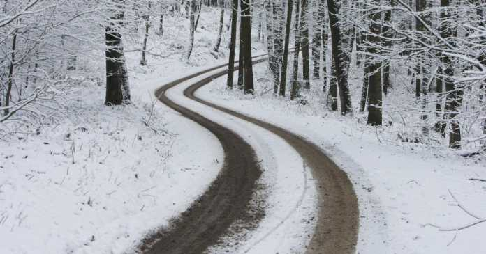 Снег вее и во Хрватска