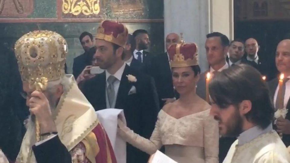 Се ожени српскиот принц Душан Караѓорѓевиќ