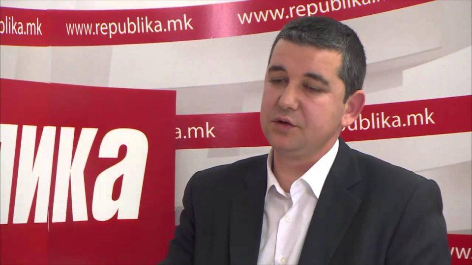 Стерјовски избран за член на албанската парламентарната Комисија за надворешна политика