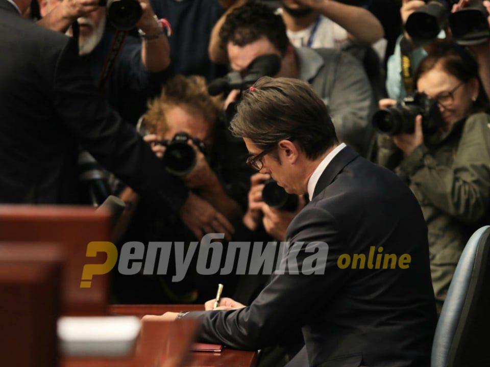 Кој ќе дојде на Водно со 61 потпис: Од денеска Пендаровски има десет дена да го додели мандатот за формирање влада