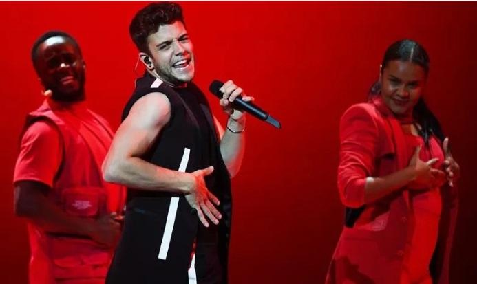 Ѕидарот од Швајцарија прогласен за најсекси маж на Евровизија