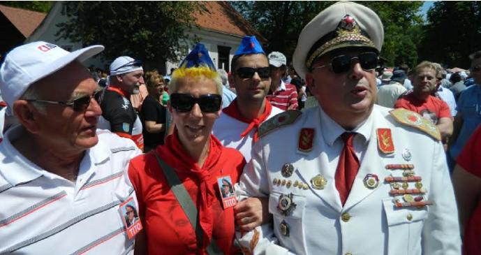 Илјадници луѓе го прославија Денот на младоста, сеќавањето на Тито живее