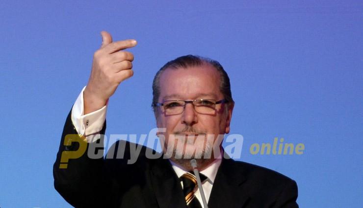 Костовски: Атакот врз Еуростандард банка е правен со месеци наназад, тие кои знаеле си ги повлекле парите