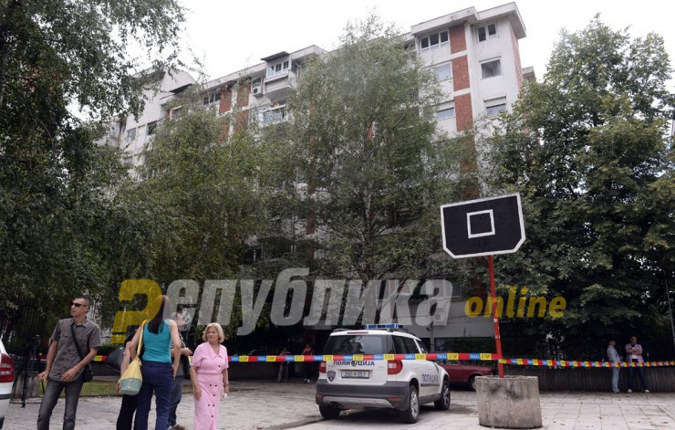 Притвор за осомничениот за убиството на Никола Христовски