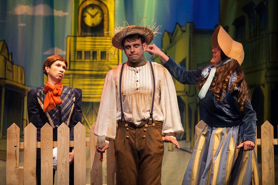 """Премиера на """"Том Соер"""" во манир на популарната """"Палавковци"""" во Театар за деца и младинци"""