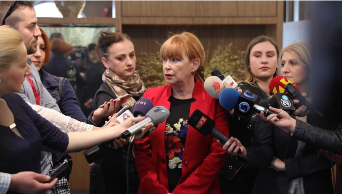 Рускоска: Чест ми е што ме предложи премиерот да го водам новото ЈО