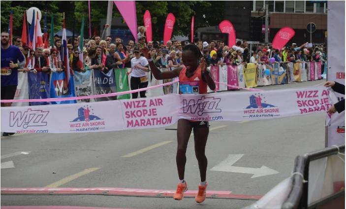 Заврши Скопскиот маратон: Ова се победниците!