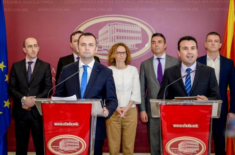 """Најавената """"метла"""" на премиерот наиде на жесток отпор во ДУИ – Османи вели: се создаде политичко шоу"""