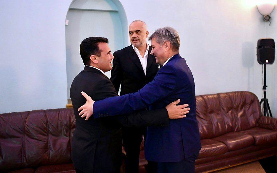 Заев и Рама на ифтарска вечера кај босанскиот премиер Звиздиќ
