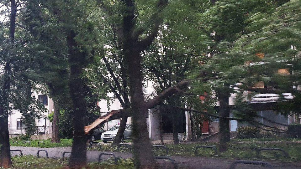 Невреме беснее во Загреб, поплави во Босна и Херцеговина