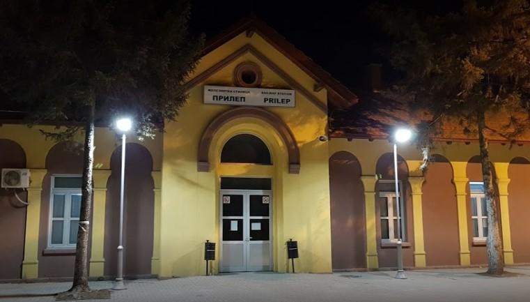 Пукање ноќеска кај железничката станица во Прилеп, две лица завршиле со повреди на главите