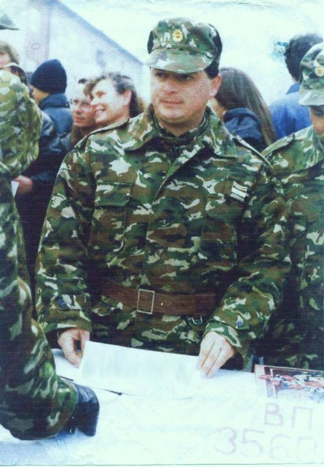Вечна слава: На денешен ден, во 2001 година кај Слупчане загина капетанот во АРМ Синиша Стоилов
