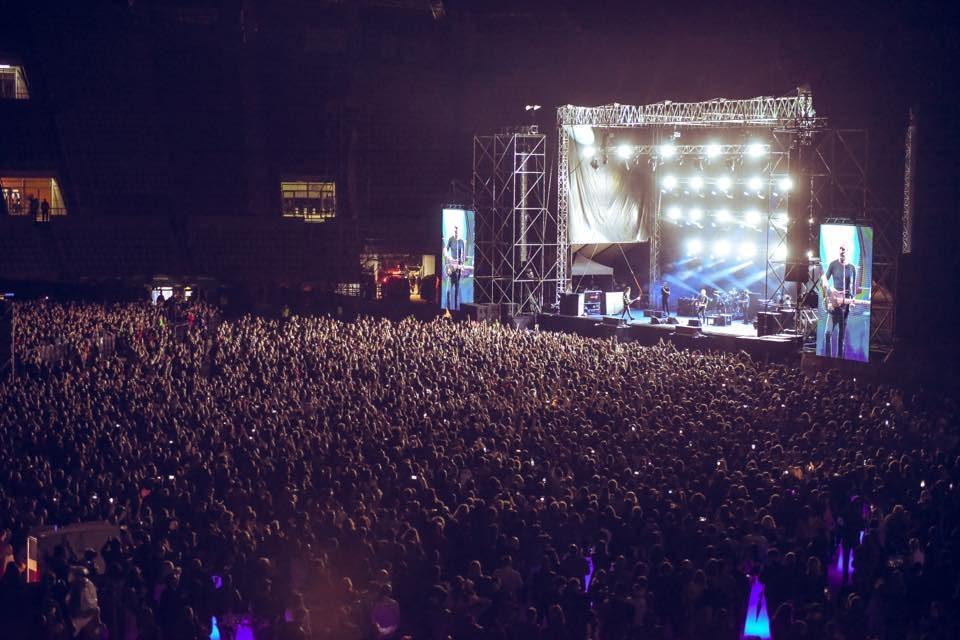 Спектакл на стадионот во Скопје: Незаборавно музичко патување со Стинг