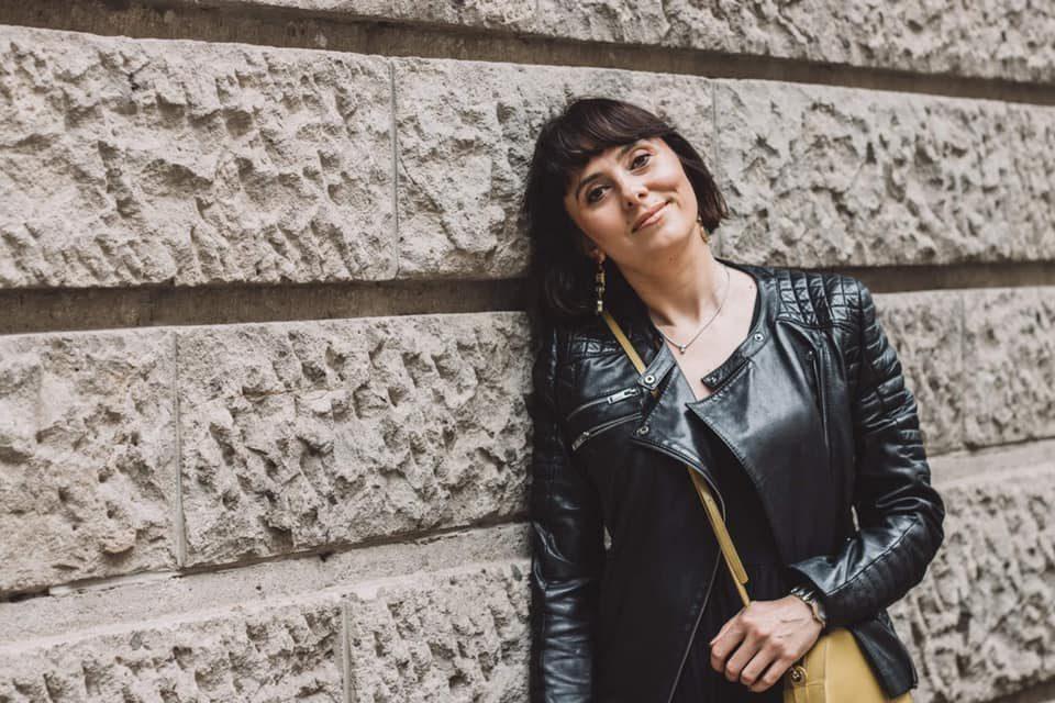 """Промоција на поетската книга """"Крстна коска"""" од Наташа Сарџоска во Градската библиотека """"Браќа Миладиновци"""""""